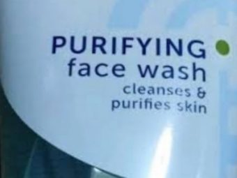Oriflame Pure Skin Purifying Face Wash -Reduces Fine Lines-By vaishali_0111