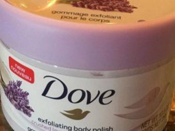 Dove Exfoliating Body Polish -Removes dead cells-By vaishali_0111