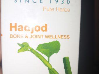 Himalaya Wellness Hadjod Tablets -Effective herbal medicine-By vaishali_0111