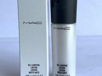 MAC Oil Control Lotion -Works as a primer too-By vanitylove