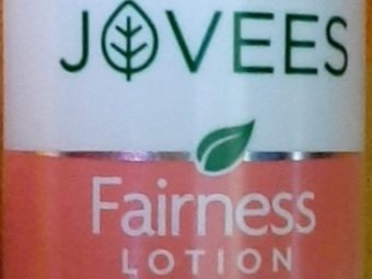 Jovees Water Resistant Sunscreen Fairness Lotion -Protects from Sun-By vaishali_0111