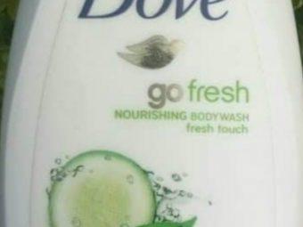 Dove Go Fresh Body Wash -Nourishes Skin-By vaishali_0111