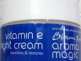 Aroma Magic Vitamin E Night Cream -Repairs Skin-By vaishali_0111