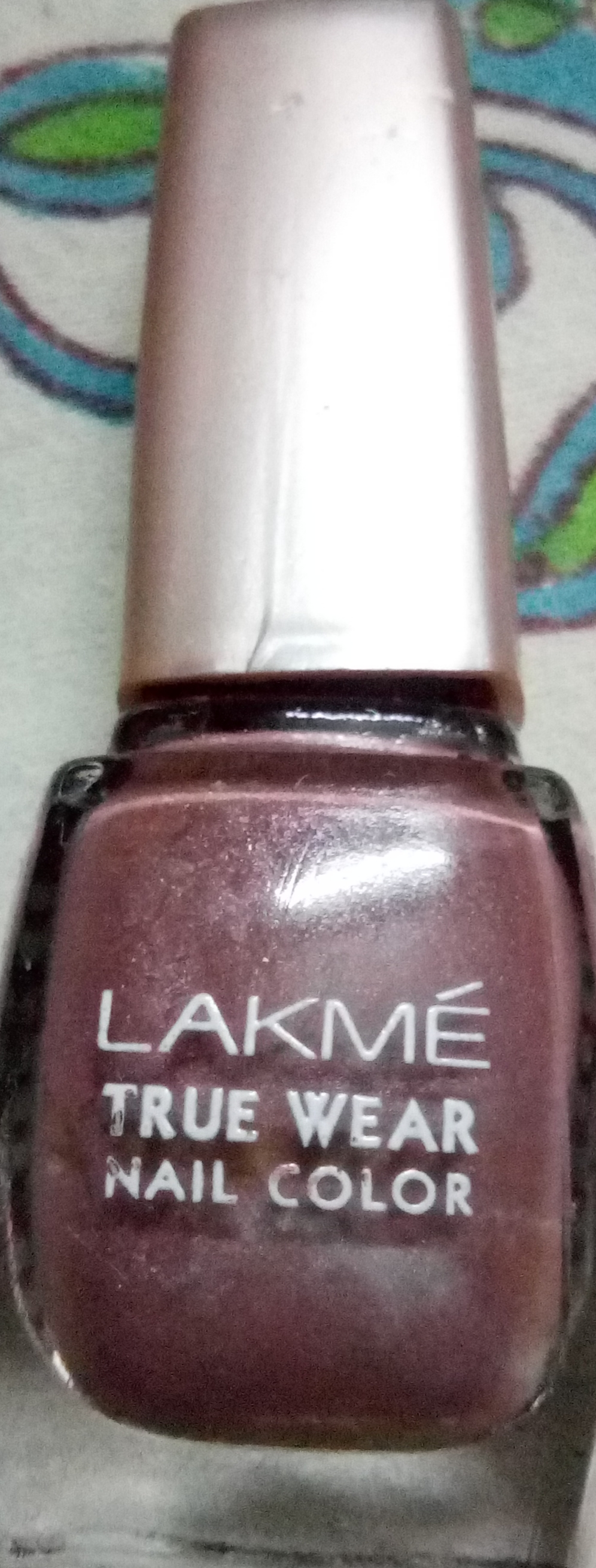 Lakme True Wear Nail Color -Long lasting-By vaishali_0111