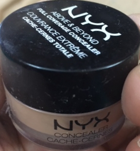 NYX Professional Makeup Concealer Jar-Covers face well-By vaishali_0111