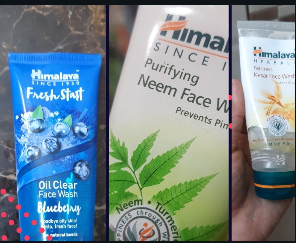 Himalaya Herbals Deep Cleansing Apricot Face Wash-Himalaya products are the best!-By poonam_kakkar