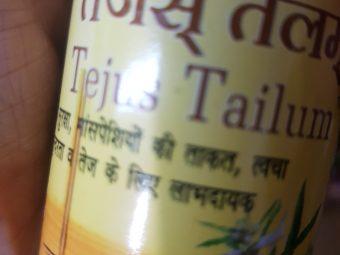 Patanjali Tejus Tailum -For Hair and Body!-By poonam_kakkar