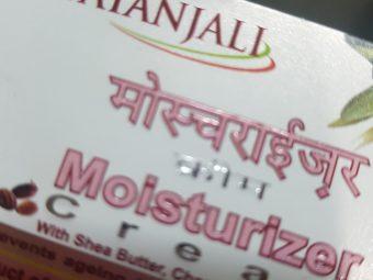 Patanjali Ayurvedic Moisturiser Cream -Non greasy!-By poonam_kakkar
