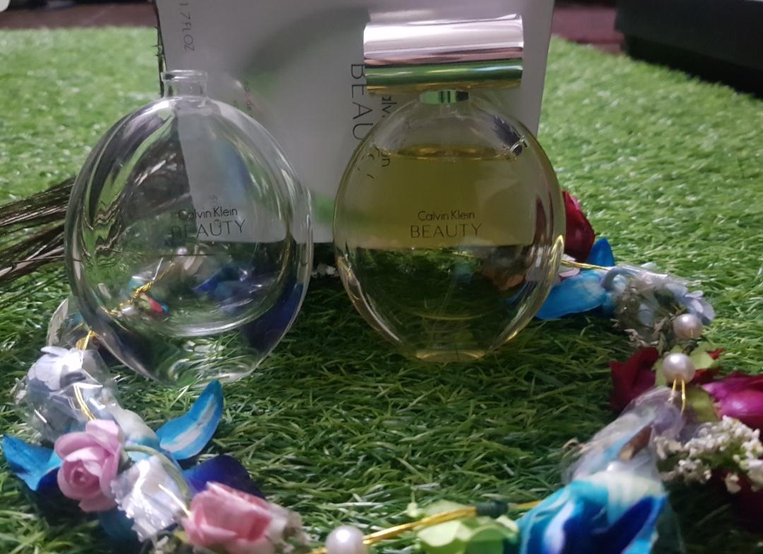 Calvin Klein Beauty Eau De Parfum For Women-Floral and warm scent!-By poonam_kakkar-3