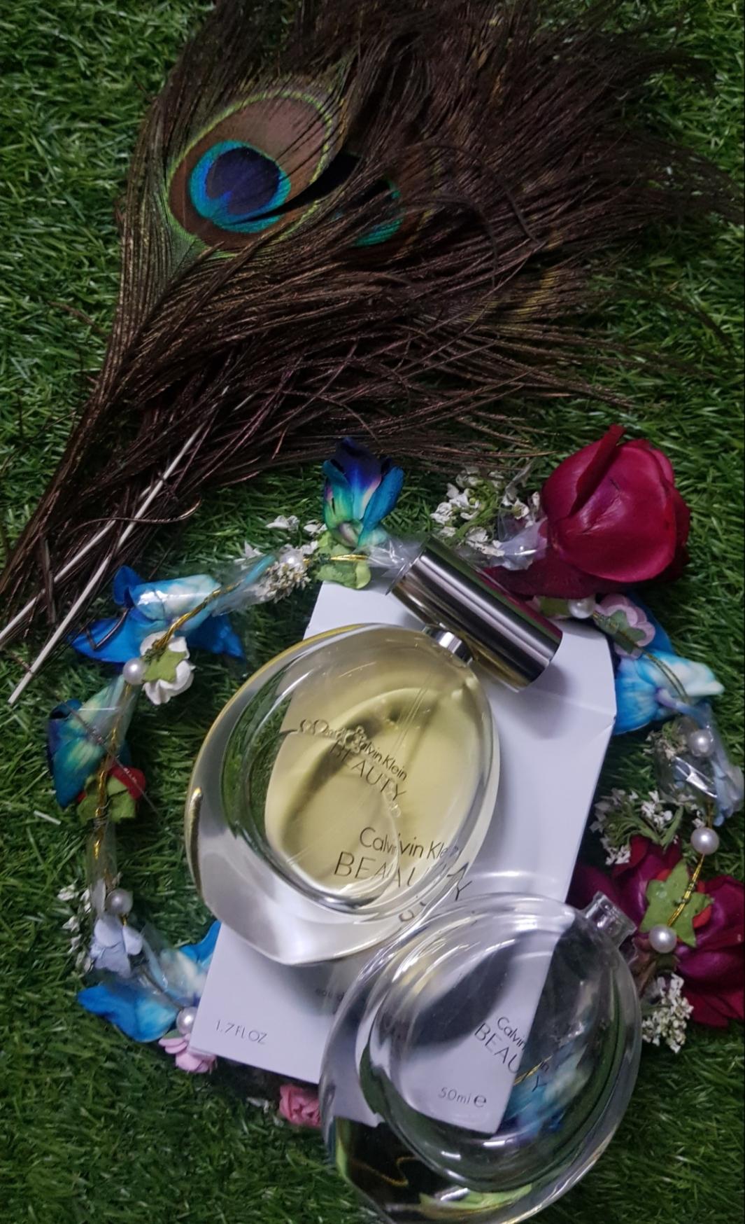 Calvin Klein Beauty Eau De Parfum For Women-Floral and warm scent!-By poonam_kakkar-2