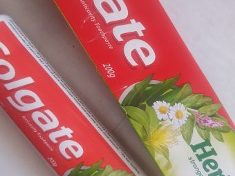 Colgate Herbal Toothpaste -Goodness of Herbs for your Teeth!-By poonam_kakkar