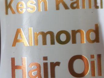 Patanjali Kesh Kanti Almond Hair Oil -Strengthens Hair-By vaishali_0111