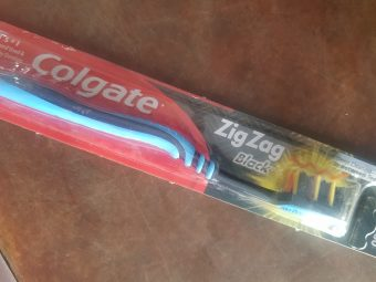 Colgate Slim Soft Charcoal Toothbrush -Goodness of Charcoal on your Tooth brush!-By poonam_kakkar
