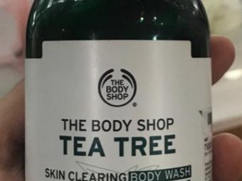 The Body Shop Tea Tree Anti-Imperfection Daily Solution pic 2-Say no to acnes!-By poonam_kakkar