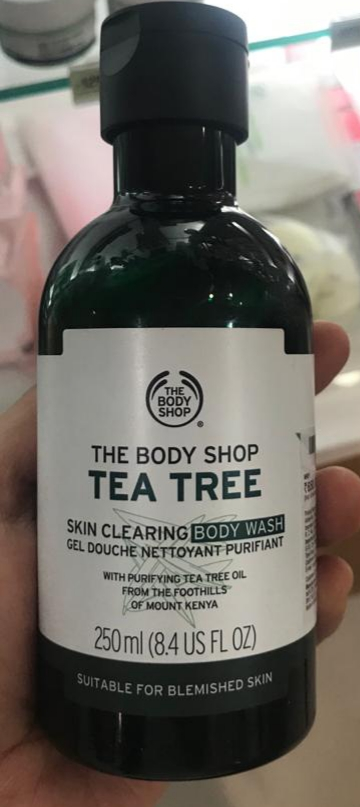 The Body Shop Tea Tree Anti-Imperfection Daily Solution-Say no to acnes!-By poonam_kakkar-2