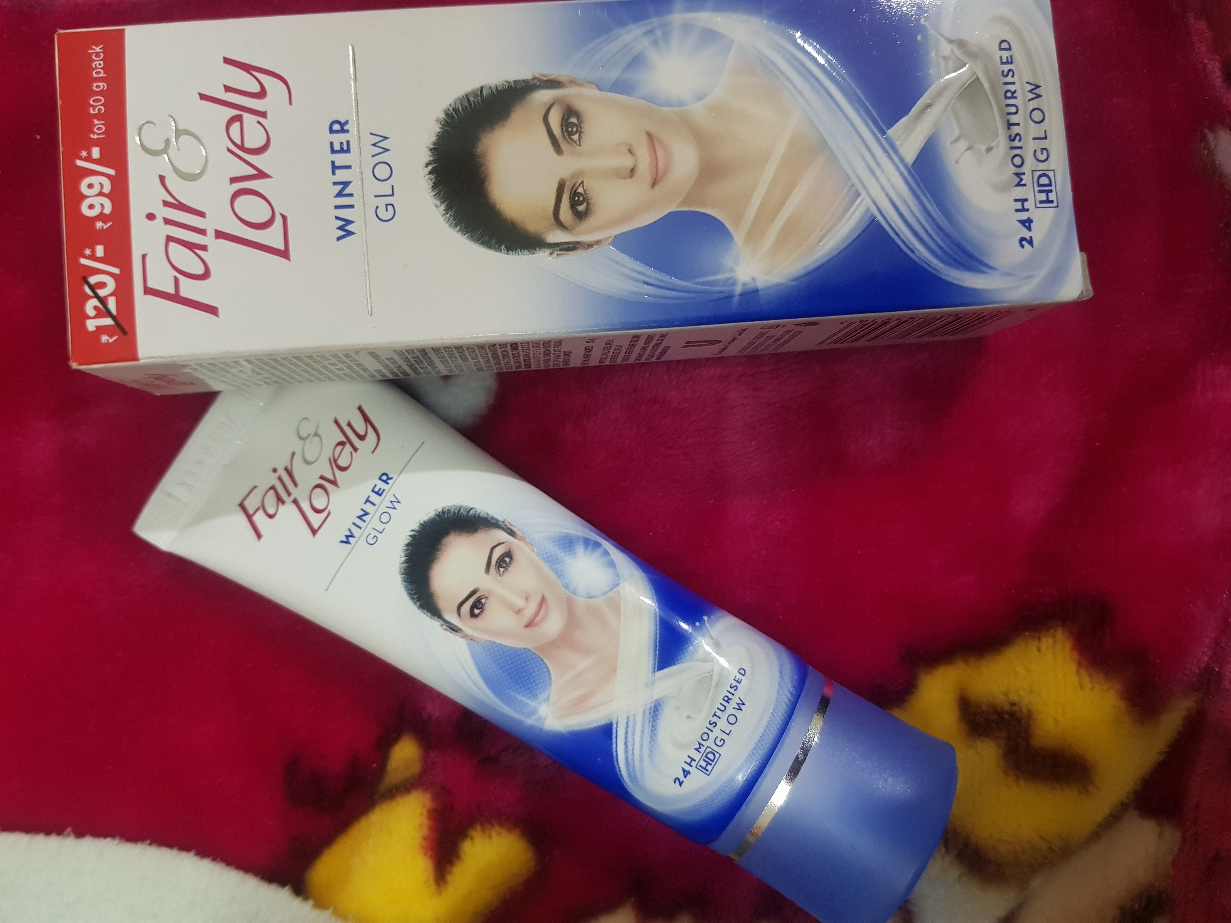 Fair & Lovely Winter Fairness Cream-Winter Fairness Cream!-By poonam_kakkar