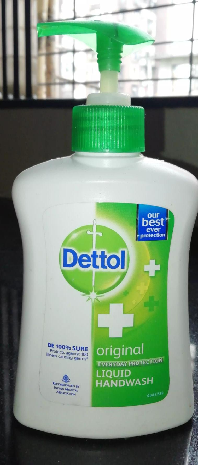 Dettol Original Liquid Hand Wash-Nice-By pogostylecase