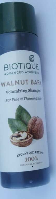 Biotique Bio Walnut Bark Volumizing Shampoo For Fine & Thinning Hair -Nice-By pogostylecase