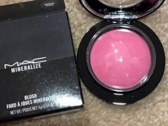 MAC Mineralize Blush -Awesome-By pogostylecase