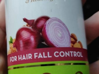 MamaEarth Onion Hair Oil -Great-By pogostylecase