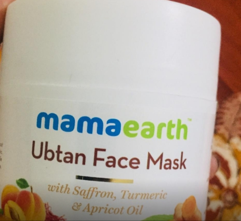 MamaEarth Ubtan Face Mask-Great-By pogostylecase