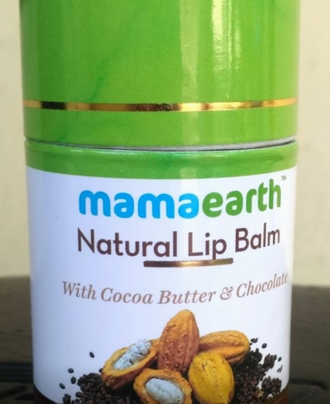 Mamaearth Natural Lip Balm-Great-By pogostylecase
