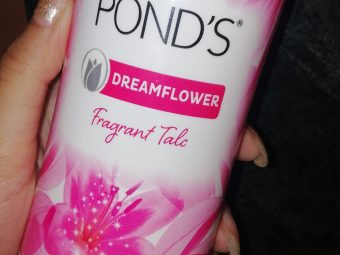 Ponds Dreamflower Fragrant Talc -Nice-By pogostylecase