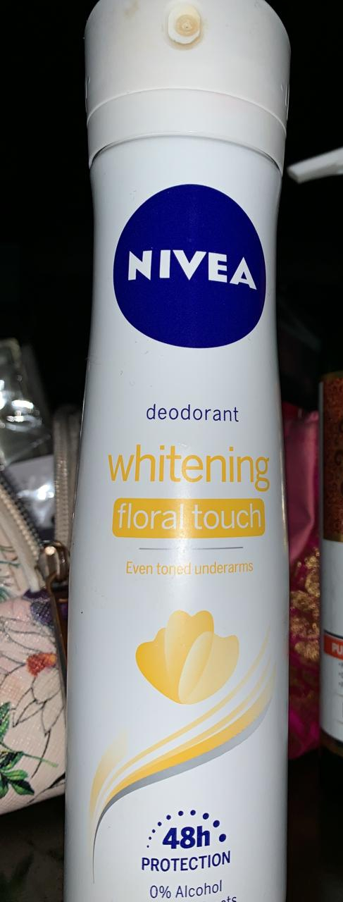 Nivea Whitening Smooth Skin Deodorant Roll On-Pleasant fragrance!-By poonam_kakkar