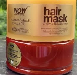WOW HAIR MASK FOR COLORED & TREATED HAIR-Great-By pogostylecase