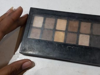 Maybelline New York The Nudes Eyeshadow Palette pic 1-Nice eye shadow palette!-By poonam_kakkar