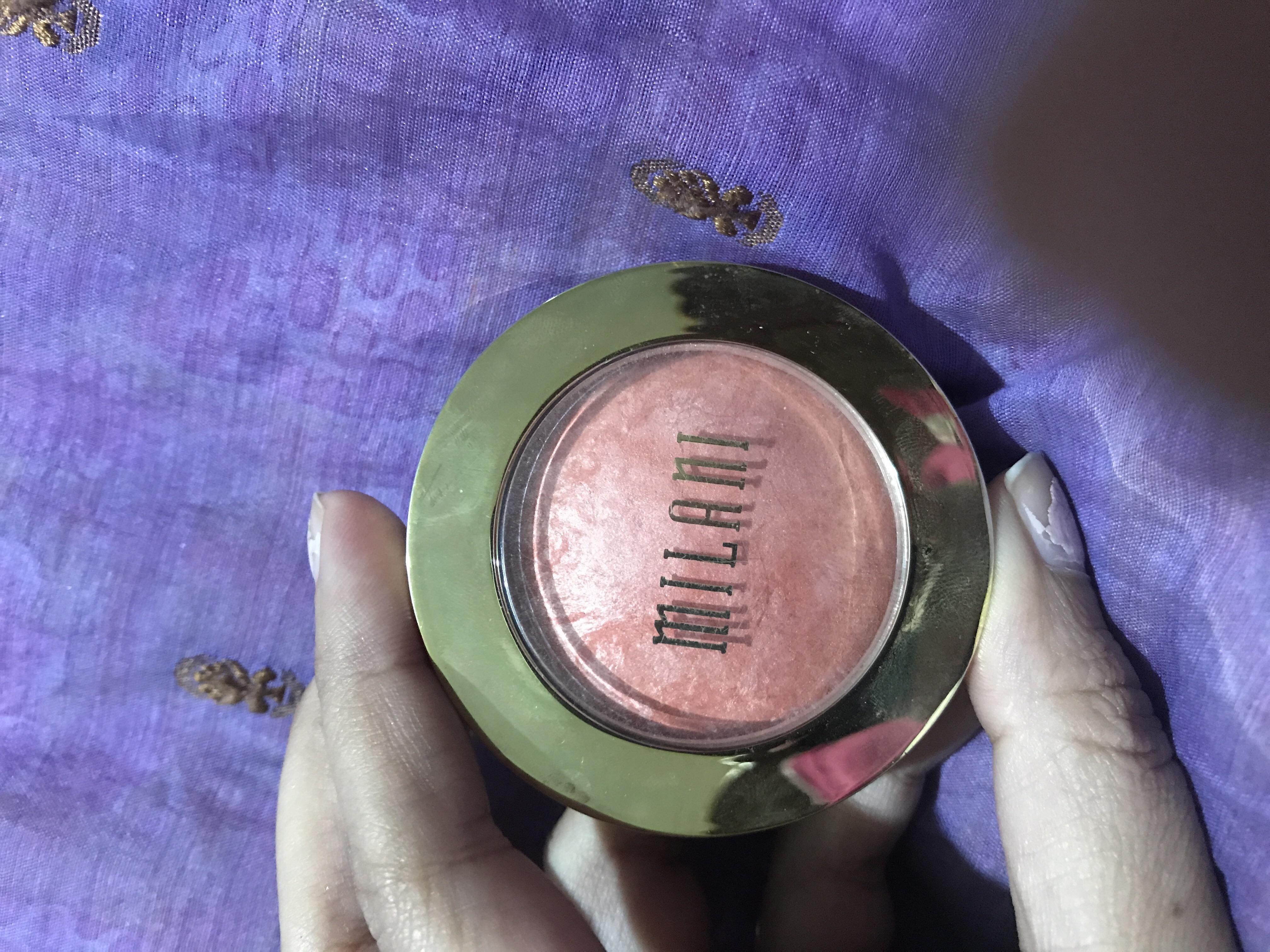 Milani Baked Blush -Milani baked blush-By rutuma