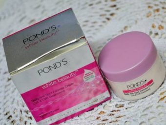 Ponds White Beauty Anti Spot Fairness SPF 15 Day Cream -Nice-By pogostylecase