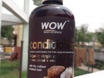 WOW Skin Science Moroccan Argan Oil Conditioner -Great-By pogostylecase
