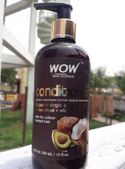 WOW Skin Science Moroccan Argan Oil Conditioner-Great-By pogostylecase