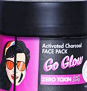 Super Smelly Go Glow Activated Charcoal Face Pack -Awesome-By pogostylecase