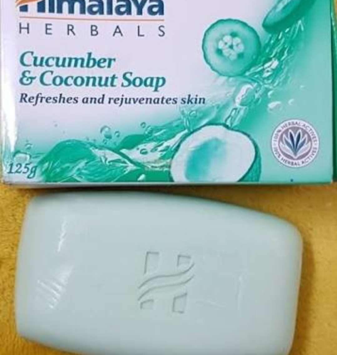 Himalaya Herbals Cucumber And Coconut Soap-Nice-By pogostylecase