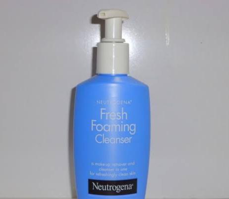 Neutrogena Fresh Foaming Cleanser-Great-By pogostylecase