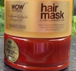 WOW HAIR MASK FOR DRY & DAMAGED HAIR-Nice-By pogostylecase