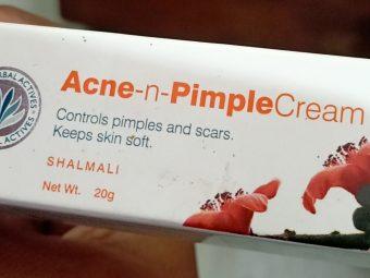 Himalaya Acne-N-Pimple Cream -Very Effective Cream-By vaishali_0111