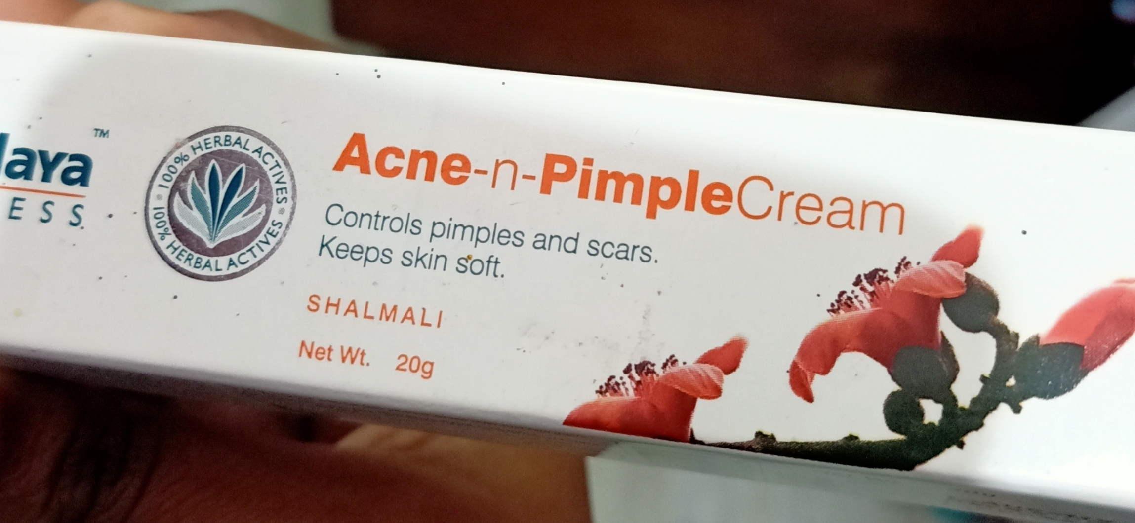 Himalaya Acne-N-Pimple Cream-Very Effective Cream-By vaishali_0111