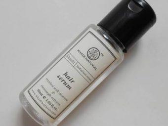 Khadi Natural Herbal Hair Serum -Amazing-By pogostylecase