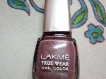 Lakme True Wear Nail Color -Lakme True Wear Nail Color-By aflyingsoul