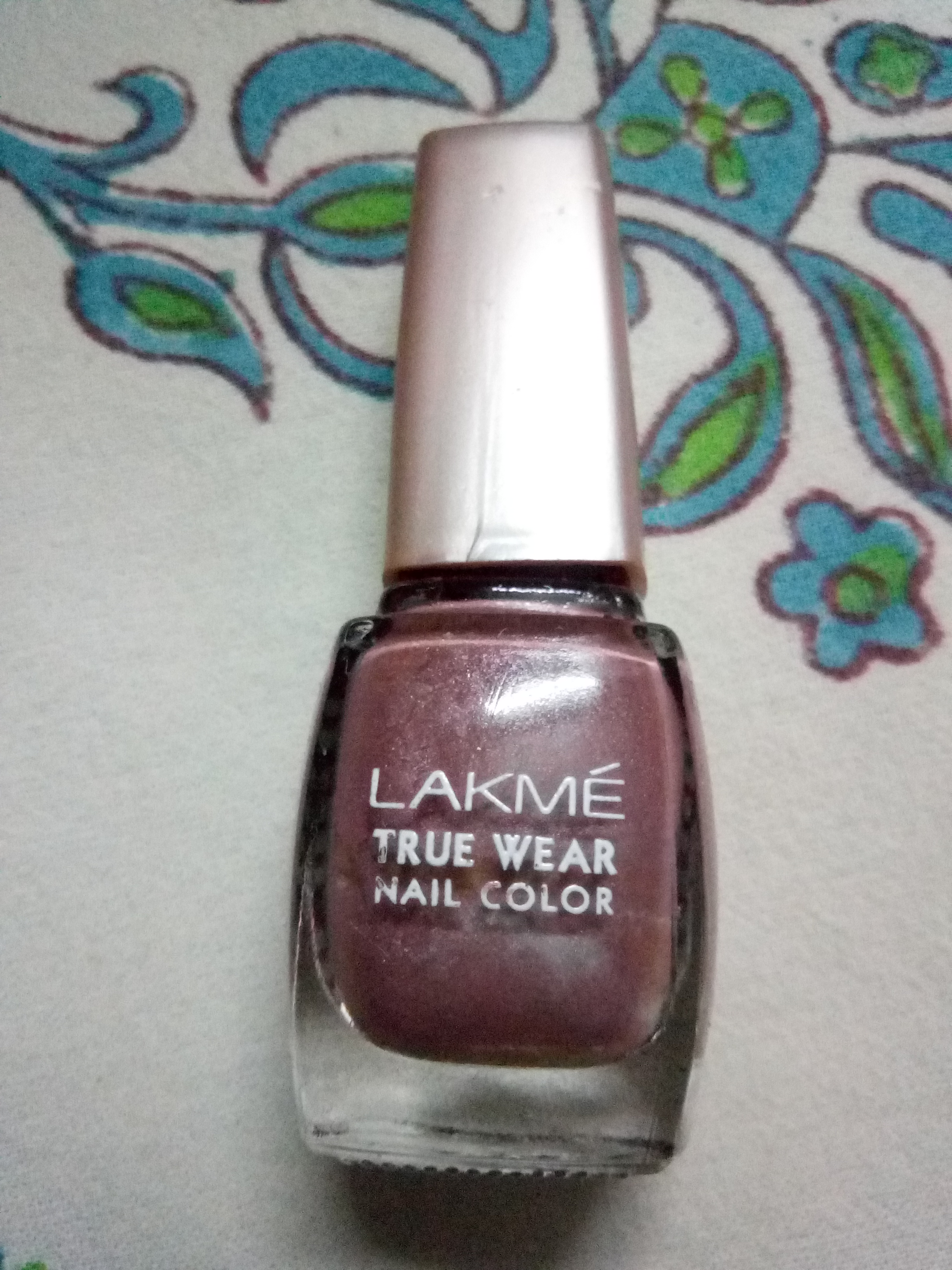 Lakme True Wear Nail Color-Lakme True Wear Nail Color-By aflyingsoul