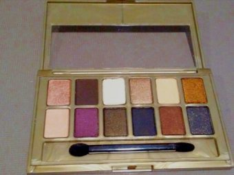 Maybelline New York The Nudes Eyeshadow Palette -Maybelline New York The Nudes Eyeshadow Palette-By aflyingsoul