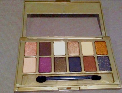 Maybelline New York The Nudes Eyeshadow Palette-Maybelline New York The Nudes Eyeshadow Palette-By aflyingsoul