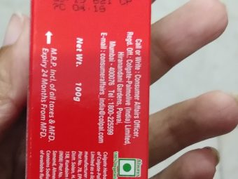 Colgate Herbal Toothpaste pic 1-Herbal ingredients-By Nasreen