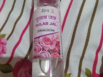Patanjali Divya Gulab Jal (Rose Water) pic 1-patanjali gulab jal-By preity