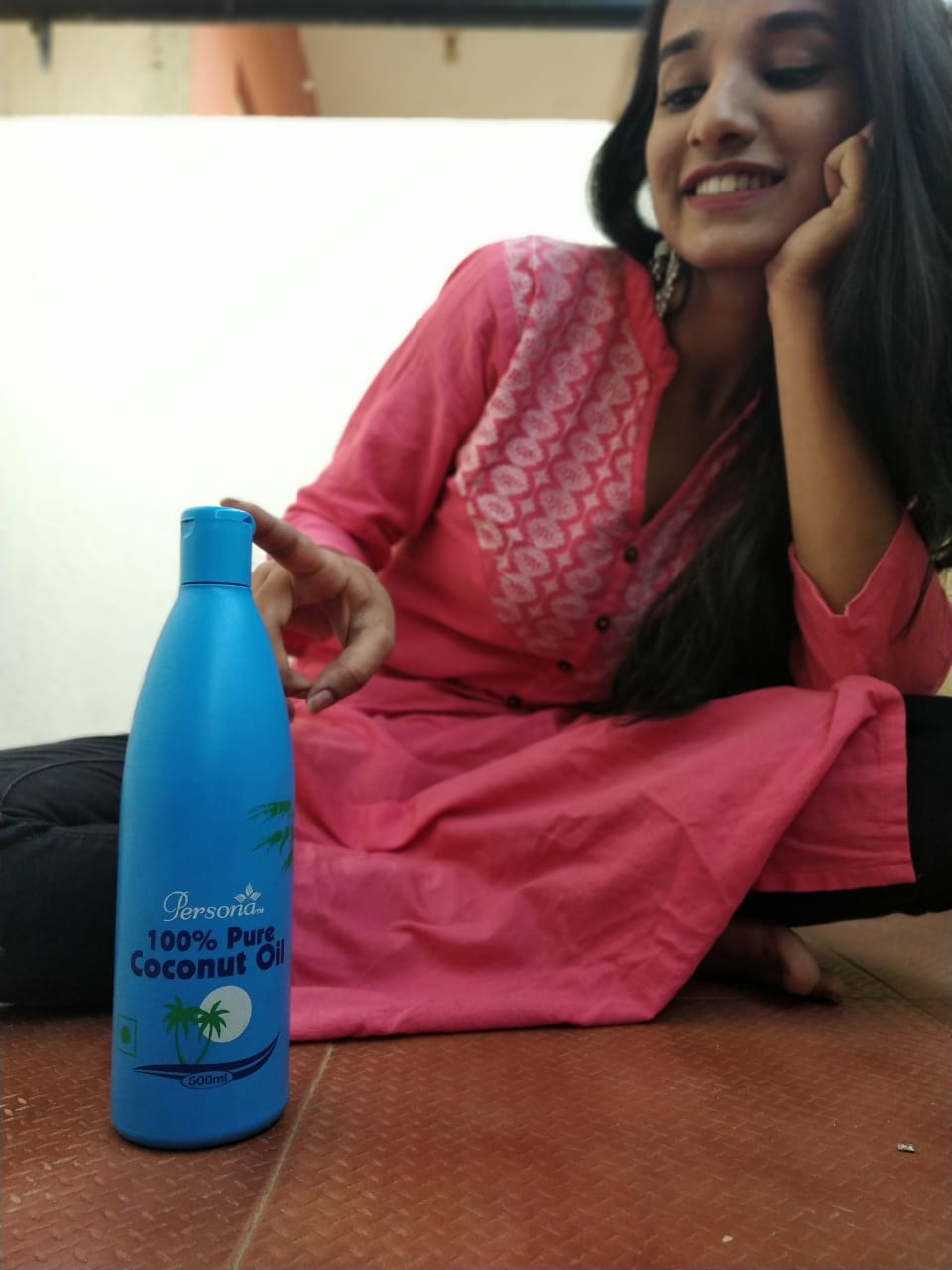 Amway Persona 100% Pure Coconut Oil -Amway persona coconut oil-By nidhiprakash12