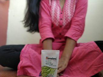 Himalaya Herbals Purifying Neem Pack -Himalaya herbals purifying neem pack-By nidhiprakash12