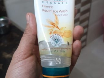 Himalaya Herbals Fairness Kesar Face Wash -Goodness of Safron!-By poonam_kakkar